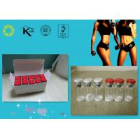 China Legal Lyophilized Powder Peptide HGH 96827-07-5 Human Growth Hormone For Fitness  2mg / vial on sale