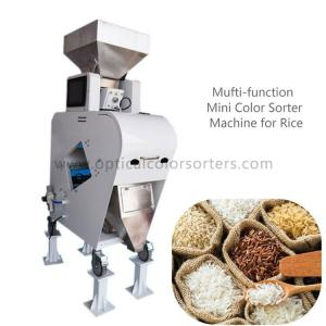 China Ccd Camera 0.8Mpa 500kg/H 0.8kw Rice Color Sorter on sale