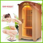 Far infrared sauna dome Manufactures