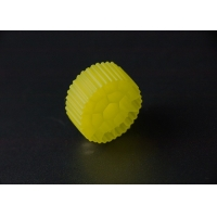 Buy cheap Industrial Water Treatment Red Biocell Filter Media , K3 Micro Media from wholesalers