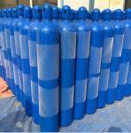 Optional color 37Mn 3.4L - 14L Industrial Compressed Gas Cylinder 140mm diameter Manufactures