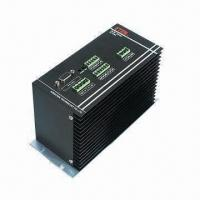 Small Brushless Motor Driver with 450W Power, 100 to 240V AC Input and -10 to 45° Temperature Manufactures