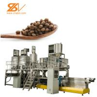 China Dry Pet Dog Food Machine Multi Functional Full Production Line BV Certification on sale