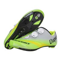 Quick Lace Style Road Bike Cycling Shoe , Double Dials Self Lock Cycling Shoes Manufactures