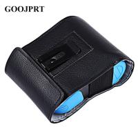Handheld Android Pos Thermal Printer , Bluetooth Receipt Printer Bluetooth / USB Interface Manufactures