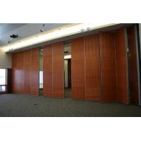 Buy cheap Sliding Aluminium Track Soundproof Office Partition Walls / Movable Room from wholesalers