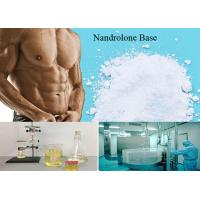 99% Anabolic Steroid Hormones Nandrolone Base For Muscle Building / Fat Loss Nandrol Base Manufactures
