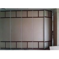 Cheap Auditorium Vertical Wooden Wall Wooden Partition Wall 600 - 1230mm for sale