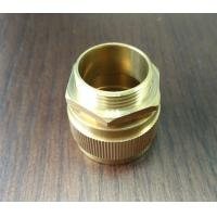 Golden Color Brass Connector Nickle Plated or None 38mm , 50 mm Size Manufactures