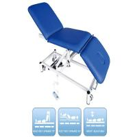 China Electic Movement Three Functions Medical Examination Bed As Hospital Furniture on sale