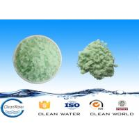 China Ferrous Sulfate Crystals heptahydrate polymer for water treatment on sale
