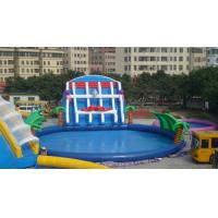Commercial Inflatable Water Slide Manufactures