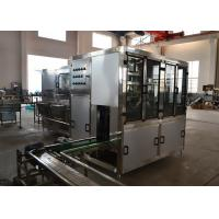Electric Barrel Filling Machine 900BPH , 5 Gallon Filling Unit for Mineral Pure Water Manufactures