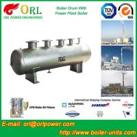 Cheap High performance thermal oil boiler drum ORL Power ASME certification manufacturer for sale