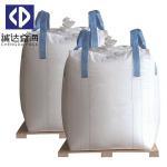 1000kg Bulk FIBC Bulk Bags Container Top Fill Spout Cross Corner Loop Manufactures