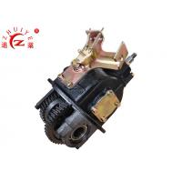 Heavy Duty Auto Rickshaw Gearbox , Compact Load Tricycle Speed Reducer Manufactures