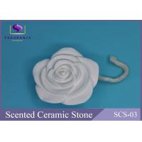 Lavendar Scent  Air Freshener Plaster Ceramic Stone For Promotional Gift