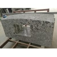 China Natural Solid Granite Worktops 2.76g / Cm3 Density 247MPA Compressive Strength on sale