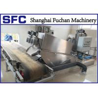 Multi Plate Screw Filter Press For Sludge Dewatering For Slurry Water Treatment​ Manufactures