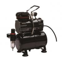 1/5HP Piston Miniature Air Compressor For Airbrush Painting With Single Cylinder Manufactures