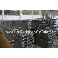 BS3059 PT 1/ 2 OD 2'' HH Fins Marine Boiler Square Fin Tube with 90 Degree Bends