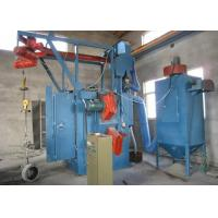 Industry Used Hanger Type Shot Blasting Machine Blast Steel Desks Cleaning Manufactures