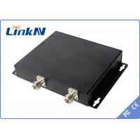 Portable Small Size Mini Size COFDM Receiver For Wireless Video Receiver Manufactures