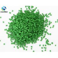 Cheap CE ISO Crumb Rubber Infill For Artificial Turf , Durafill Infill TPV Rubber Granules for sale