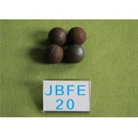 Power Stations B2 D 20mm Steel Balls For Ball Mill , Hot Rolling Steel Ball for Mining