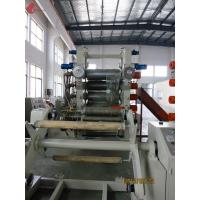 Cheap 3.5 - 35 M / Min Roller Speed Calendering Machine , Rigid PVC 6 / 4 Roll Calender for sale