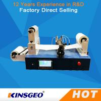 1050W Compact Lab Coating Machine For Battery Research 12 Months Warranty Manufactures