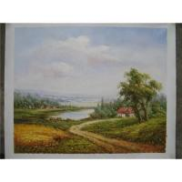 Wholesale landscape oil painting at great price Manufactures