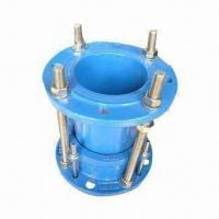 Flanged Coupling with BS EN545/BS EN598/BS4772 Standards, Made of Ductile Iron Manufactures
