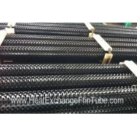 Cheap DIN 17175 St35.8.I or P235GH TC1  welded Stud pipe for Furnace for sale