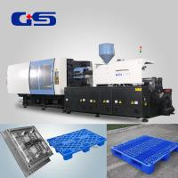 Buy cheap 1280kN Large Injection Molding Machine For Plastic Pallet Making And Manufacturi from wholesalers