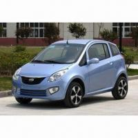 Buy cheap EEC L7e Two Seats Electric Car with 85km/Hour Maximum Speed and 160km Running from wholesalers