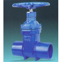 CI Sluice Gate 225 mm Dia Spigot Valve With Extension Spindle 1.5m Length Manufactures