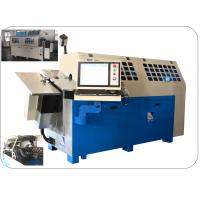 Computerized Spring Bending Machine Ten Axes For 1 - 4mm High Carbon Steel Manufactures