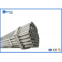 2 Inch Hot Dip Galvanized Tube , Hot Rolled Galvanized Iron Tube Schedule 80 Manufactures