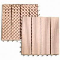 DIY Decking Boards, 100% Recyclable, Saves Forest Resources Manufactures