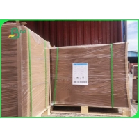 Food Grade Virgin Kraft Board 250GSM 300GSM For Takeaway Boxes Manufactures