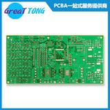 Mechanical Machine Full Turnkey PCB Fabrication Service Manufactures