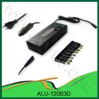 120W Universal AC DC Power Supply for Home & Car use -ALU-120B3D Manufactures