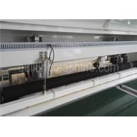 High Performance Horizontal Fabric Roll Cutting Machine  Industrial Fabric Die Cutter Manufactures