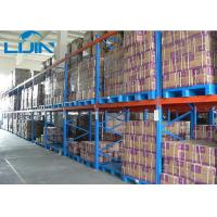 800KG - 5000KG Heavy Duty Steel Storage Racks with Corrosion - protection Manufactures