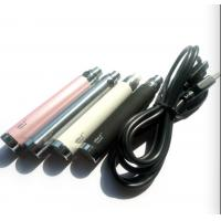 2014 Rechargable ego-c passthrough battery with USB cable Manufactures