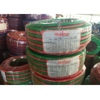 China ISO3821 Certified 5 / 16'' x 50 FT Oxy-acetylene Hose For Argon Arc Welding on sale