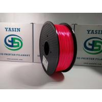 China New plastic filament 500g 1kg spool 3d printing 1.75 PLA silk filament for 3d printer on sale