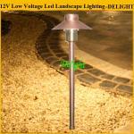 Low voltage landscape lighting for outdoor garden decorative light, outdoor garden lighting lamp (DL-LL015)
