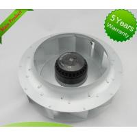Steel Brushless DC Centrifugal Fan , Backward Inclined Centrifugal Fan Air Blower Manufactures